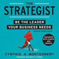 Strategist - Cynthia Montgomery - audiobook
