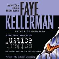 Justice - Faye Kellerman - audiobook