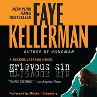 Grievous Sin - Faye Kellerman - audiobook