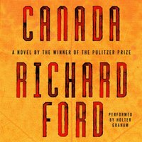 Canada - Richard Ford - audiobook
