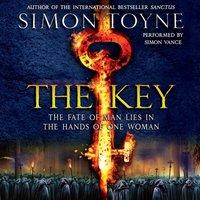 Key - Simon Toyne - audiobook