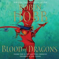 Blood of Dragons - Robin Hobb - audiobook