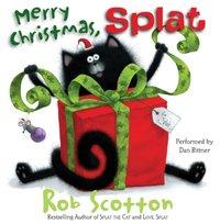 Merry Christmas, Splat - Rob Scotton - audiobook