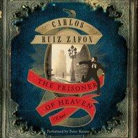 Prisoner of Heaven - Carlos Ruiz Zafon - audiobook