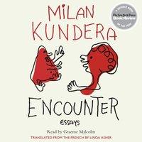 Encounter - Milan Kundera - audiobook