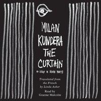 Curtain - Milan Kundera - audiobook