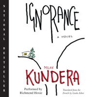 Ignorance - Milan Kundera - audiobook