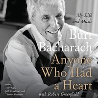 Anyone Who Had a Heart - Burt Bacharach - audiobook