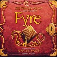 Septimus Heap, Book Seven: Fyre - Angie Sage - audiobook