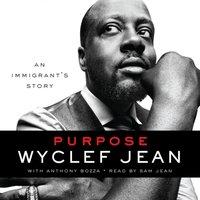 Purpose - Wyclef Jean - audiobook