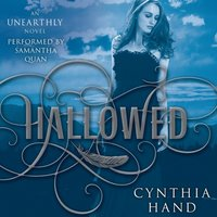 Hallowed - Cynthia Hand - audiobook