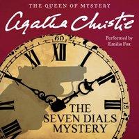 Seven Dials Mystery - Agatha Christie - audiobook