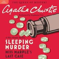 Sleeping Murder - Agatha Christie - audiobook