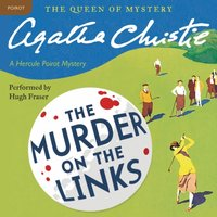 Murder on the Links - Agatha Christie - audiobook