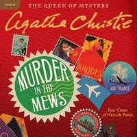 Murder in the Mews - Agatha Christie - audiobook