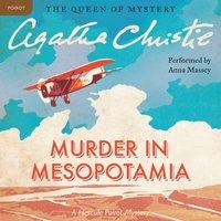 Murder in Mesopotamia - Agatha Christie - audiobook