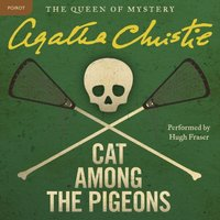 Cat Among the Pigeons - Agatha Christie - audiobook