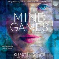 Mind Games - Kiersten White - audiobook
