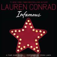 Infamous - Lauren Conrad - audiobook