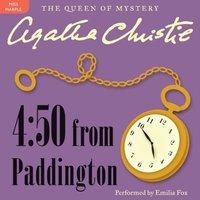 4:50 From Paddington - Agatha Christie - audiobook