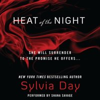 Heat of the Night - Sylvia Day - audiobook