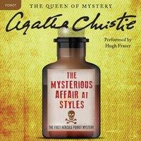 Mysterious Affair at Styles - Agatha Christie - audiobook