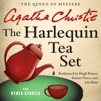 Harlequin Tea Set and Other Stories - Agatha Christie - audiobook