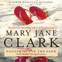 Footprints in the Sand - Mary Jane Clark - audiobook