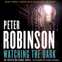 Watching the Dark - Peter Robinson - audiobook