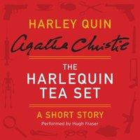 Harlequin Tea Set - Agatha Christie - audiobook