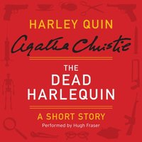 Dead Harlequin - Agatha Christie - audiobook