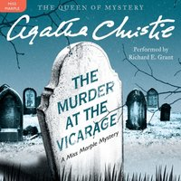 Murder at the Vicarage - Agatha Christie - audiobook