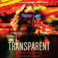 Transparent - Natalie Whipple - audiobook