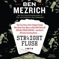 Straight Flush - Ben Mezrich - audiobook
