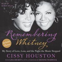 Remembering Whitney - Cissy Houston - audiobook