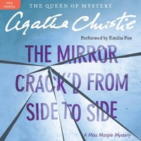 Mirror Crack'd from Side to Side - Agatha Christie - audiobook