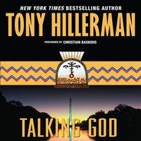 Talking God - Tony Hillerman - audiobook