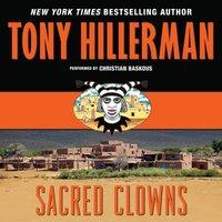 Sacred Clowns - Tony Hillerman - audiobook