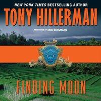 Finding Moon - Tony Hillerman - audiobook