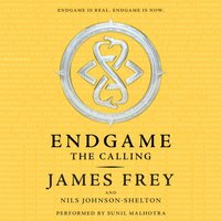 Endgame: The Calling - James Frey - audiobook
