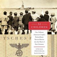 50 Children - Steven Pressman - audiobook