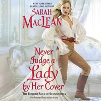 Never Judge a Lady by Her Cover - Sarah MacLean - audiobook