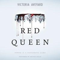 Red Queen - Victoria Aveyard - audiobook