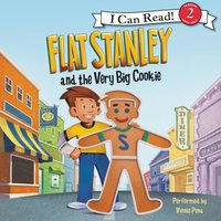Flat Stanley and the Very Big Cookie - Jeff Brown - audiobook
