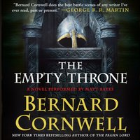 Empty Throne - Bernard Cornwell - audiobook