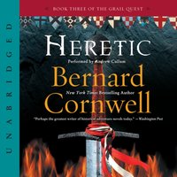 Heretic - Bernard Cornwell - audiobook