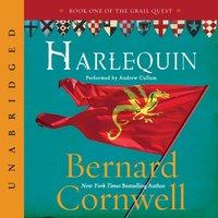 Harlequin - Bernard Cornwell - audiobook
