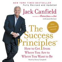 Success Principles(TM) - 10th Anniversary Edition - Jack Canfield - audiobook