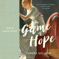 Game of Hope - Sandra Gulland - audiobook