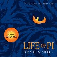 Life of Pi - Yann Martel - audiobook
